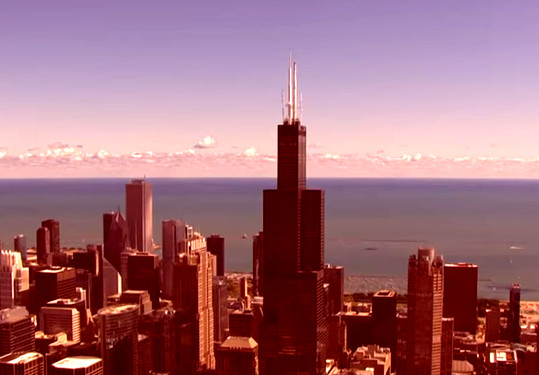 Sears Tower Height Hours How Many Floors History Pictures
