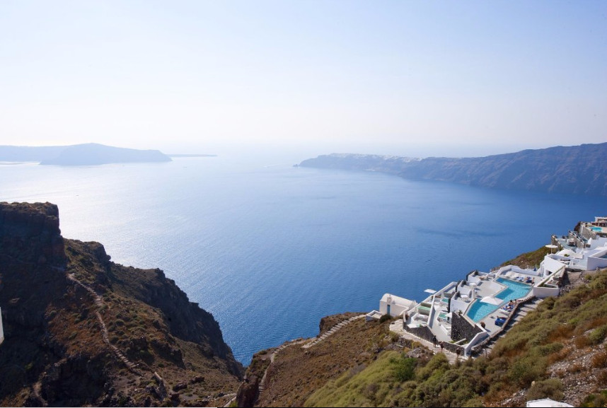 Santorini Hotels With Private Pool Best Of The Lot